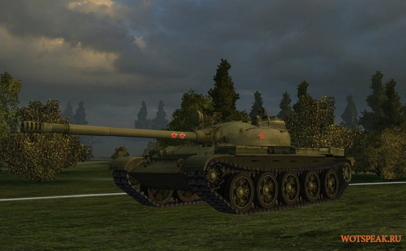 Танк т57 в world of tanks