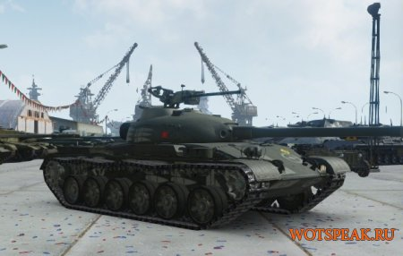 Шкурки с зонами пробития для танков Korean Random под WOT 1.10.1.0 World of Tanks