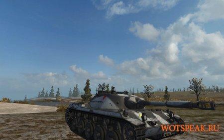 Обзор танка Ру251 (гайд по Spahpanzer Ru 251) World of tanks