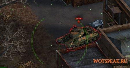 Специальный зум для арты - Battle Assistant zoom для артиллерии World of tanks 0.9.21.0.3 WOT