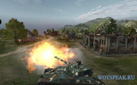 Обзор Bat Chatillon 25 t - гайд по танку Батчат в World of tanks