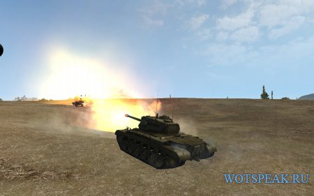 Гайд по танку M46 Patton - обзор Паттон М46 в World of tanks