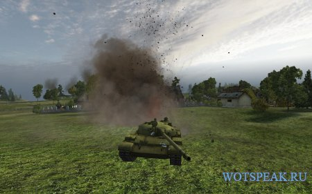 Обзор танка Т-62А - гайд по Т62А в World of tanks
