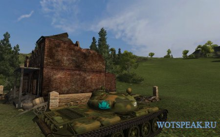 Шкурки на зоны пробития боеукладки и топливных баков World of tanks 1.0.2.2 WOT