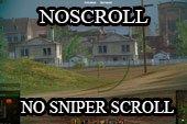 NoScroll - запрещаем выход из снайперского режима в аркадный и обратно колесиком мыши World of tanks 1.5.1.2