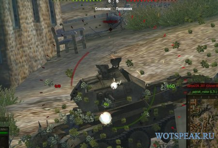 Zoom x60 для World of tanks 1.7.0.2 WOT - зум x30 x45 х60 без использования PMOD