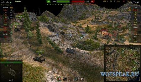скачать сборку читерских модов для World Of Tanks - фото 4