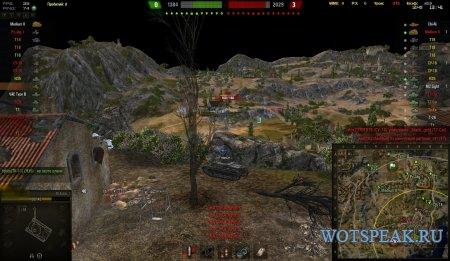 скачать сборку читерских модов для World Of Tanks img-1