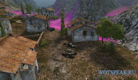 Широкие и заметные границы карт для World of tanks 1.5.0.4 WOT