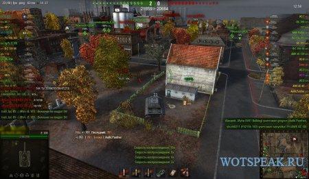 Моды от Химиката - модпак himicats для World of tanks 1.5.1.0 WOT