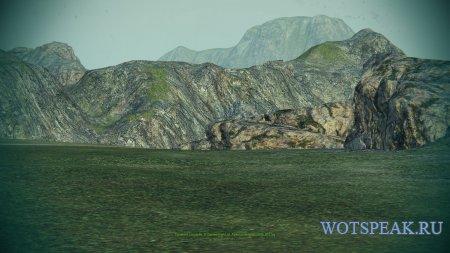 Мод Тундра - прозрачная растительность в виде exe файла и мультизапуск для World of tanks 1.0.2.2 WOT (+вариант с черным небом)