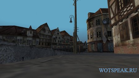 Мод: одинаковое небо на всех картах для World of tanks 1.0.0.3 WOT