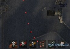 Увеличенная панель количества снарядов для World of tanks 1.10.1.4 WOT (3 варианта)