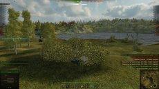 Светлячок - индикация засвеченных врагов и расчет дамага по засвету для World of tanks 1.5.0.3 WOT