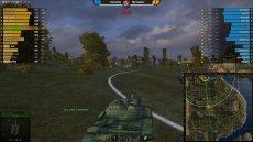 Config XVM (оленемера) от XSerzHX в стиле WG League для World of tanks 0.9.10 WOT