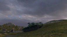 Черно-белые стикеры (отметки) в местах попадания по танку для World of tanks 1.4.1.0 WOT
