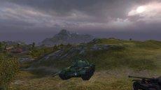 Черно-белые стикеры (отметки) в местах попадания по танку для World of tanks 1.1.0.1 WOT