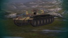 Черно-белые стикеры (отметки) в местах попадания по танку для World of tanks 1.5.1.2 WOT