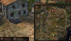Переключение на танки союзников на миникарте для World of tanks 1.10.0.2 WOT