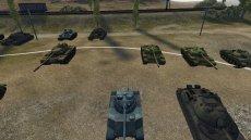 Мод на удаление эмблемы клана с танка для борьбы с фризами в World of tanks 0.9.20 WOT