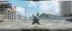 Мод новый ангар на День Победы для World of tanks 1.0.1.1 WOT