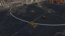 Крупная нумерация квадратов на карте для World of tanks 1.10.1.0 WOT (несколько версий)