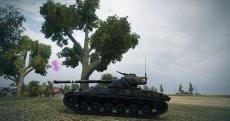 Одноцветный указатель направления врагов в простреле для World of tanks 1.11.0.0 WOT