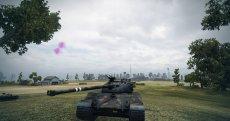 Одноцветный указатель направления врагов в простреле для World of tanks 0.9.22.0.1 WOT