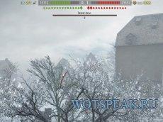 Battle Observer - ХП команд + нанесенный урон + дебаг панель + часы для World of tanks 1.0.0.2 WOT