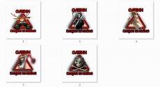 Картинки шестого чувства «Олени следят за тобой» для World of tanks 1.14.0.4 WOT (5 вариантов)