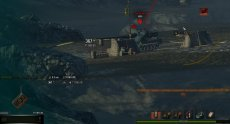 Панель повреждений от KobkaG для World of tanks 0.9.20.1.3 WOT