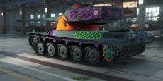 Сжатые на 50% шкурки на зоны пробития для слабых компьютеров WOT 1.3.0.1 World of Tanks