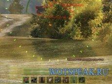 Таймер перезарядки артиллерии противников и союзников для World of tanks 1.0.0.3 WOT