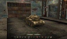 Замена ангара из игры + коллекция ангаров для смены в World of tanks 0.9.19.0.2 WOT