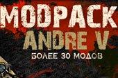 Сборка модов Andre_V - модпак для World of tanks 0.9.13 WOT