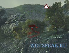 Мод АТАС - информация о ближайшем засвеченном танке врага для World of tanks 1.2.0.1 WOT