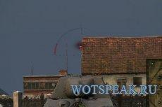 Шкурки Эстета - зоны пробития при наведении на танк для World of tanks 1.12.0.0 WOT