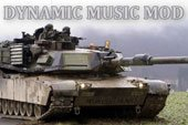 Dynamic Music Mod - динамическая музыка из игр, трейлеров, фильмов для World of tanks 1.6.1.3 WOT