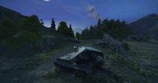 Замена облаков и солнца на звездное небо для World of tanks 1.10.1.4 WOT