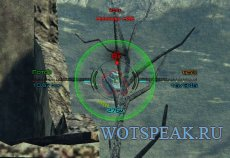 Прицел Воин от Валухова для World of Tanks 1.0.2.4 WOT (RUS+ENG версии)