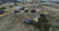 Мод ночные бои и включенные фары для World of tanks 0.9.22.0.1 WOT