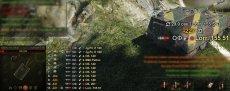 Панель повреждений от Maks5187 для World of tanks 1.0.2.3 WOT