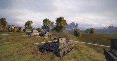 Улучшенные отличительные отметки на стволе танка для World of tanks 1.2.0.1 WOT