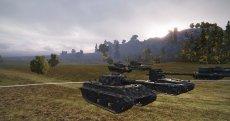 Улучшенные отличительные отметки на стволе танка для World of tanks 1.10.0.2 WOT