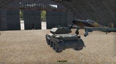 Ангар с самолетами для для World of tanks 0.9.22.0.1 WOT