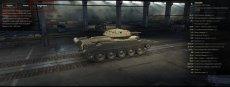 Просмотр брони танков в ангаре для World of tanks 1.10.0.0 WOT