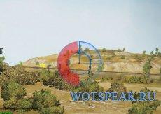 Коллекция сведений для прицела в World of Tanks 1.5.1.1 WOT (35 вариантов)