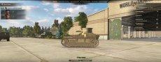 Праздничный ангар в промышленной зоне к юбилею WG для World of tanks 1.9.0.3 WOT