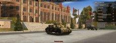 Праздничный ангар на день танкиста для World of tanks 1.1.0.1 WOT