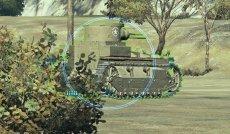 Новый прицел Blue Light для World of Tanks 1.11.0.0 WOT
